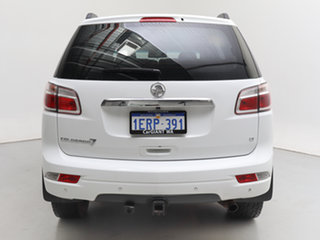 2012 Holden Colorado 7 RG LT (4x4) White 6 Speed Automatic Wagon