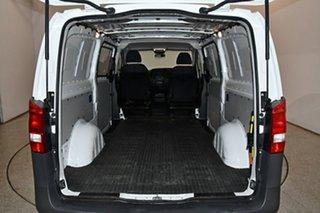 2017 Mercedes-Benz Vito 447 111CDI LWB White 6 Speed Manual Van