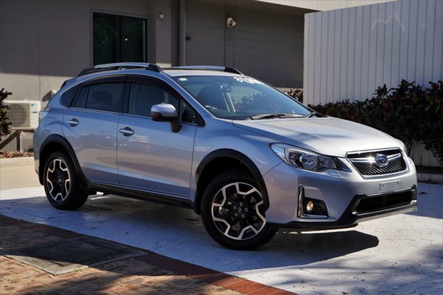 Used Subaru XV G4X MY16 2.0i-S Lineartronic AWD Cairns, 2016 Subaru XV G4X MY16 2.0i-S Lineartronic AWD Silver 6 Speed Constant Variable Wagon