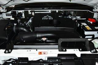 2020 Mitsubishi Pajero NX MY20 GLX White 5 Speed Sports Automatic Wagon