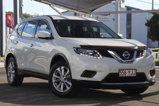 2016 Nissan X-Trail T32 ST X-tronic 2WD Ivory Pearl 7 Speed Constant Variable Wagon.