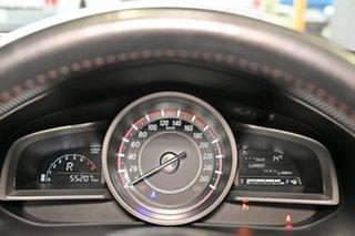 2016 Mazda 3 BM5478 Maxx SKYACTIV-Drive Red 6 Speed Sports Automatic Hatchback