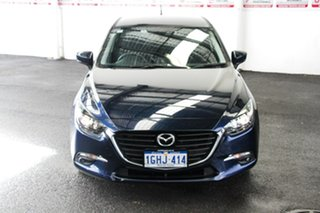 2017 Mazda 3 BN MY17 Touring 6 Speed Automatic Hatchback.