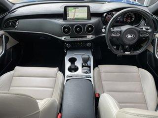 2019 Kia Stinger CK MY20 GT Fastback Blue 8 Speed Sports Automatic Sedan.