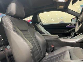 2020 BMW 4 Series G22 430i Steptronic M Sport Arctic Race Blue Metallic 8 Speed Sports Automatic
