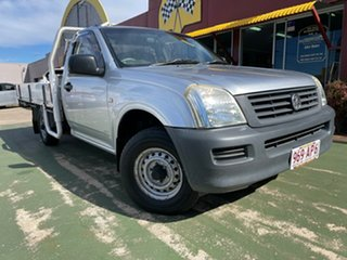 2006 Holden Rodeo RA MY06 DX 4x2 5 Speed Manual Cab Chassis.