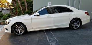 2014 Mercedes-Benz S350 222 MY15 CDI L BlueTEC White 7 Speed Automatic G-Tronic Sedan
