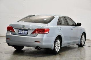 2010 Toyota Aurion GSV40R MY10 Prodigy Ice Blue 6 Speed Sports Automatic Sedan
