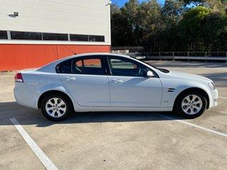 2013 Holden Commodore VE II MY12.5 Omega White 6 Speed Automatic Sedan.