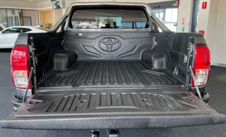 2017 Toyota Hilux GUN126R SR5 Double Cab Charcoal 6 Speed Sports Automatic Utility