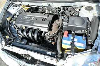 2004 Toyota Corolla ZZE122R Ascent Fawn 4 Speed Automatic Sedan