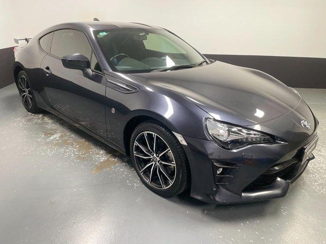 Used Toyota 86 ZN6 GTS Cardiff, 2017 Toyota 86 ZN6 GTS Dark Grey 6 Speed Sports Automatic Coupe