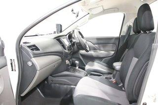 2017 Mitsubishi Triton MQ MY17 GLX (4x4) White 5 Speed Automatic Cab Chassis