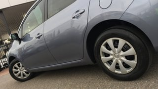 2011 Toyota Corolla ZRE152R MY11 Ascent Blue 6 Speed Manual Hatchback