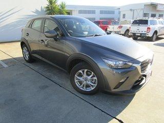 2020 Mazda CX-3 DK4W7A Maxx SKYACTIV-Drive i-ACTIV AWD Sport Titanium Flash 6 Speed Sports Automatic.