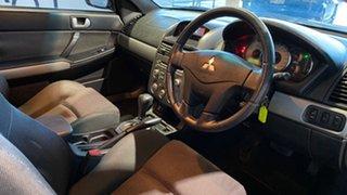2007 Mitsubishi 380 DB Series III VR-X Black 5 Speed Sports Automatic Sedan