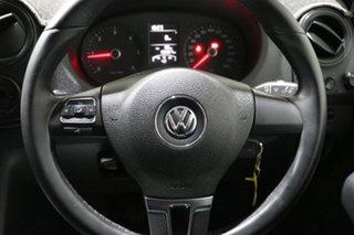 2013 Volkswagen Amarok 2H MY13 TDI400 (4x4) White 6 Speed Manual Cab Chassis