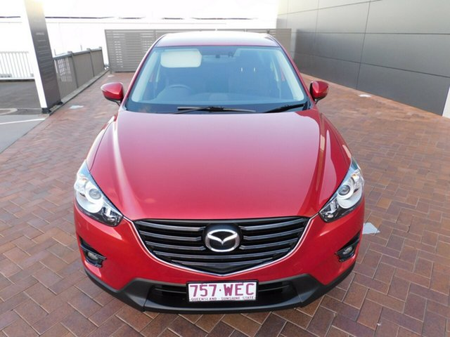 Used Mazda CX-5 KE1072 Maxx SKYACTIV-Drive Sport Toowoomba, 2015 Mazda CX-5 KE1072 Maxx SKYACTIV-Drive Sport Soul Red 6 Speed Sports Automatic Wagon