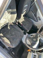2010 Suzuki Alto GF GL 5 Speed Manual Hatchback.