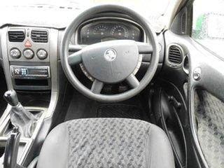 2002 Holden Commodore VX II S Green 5 Speed Manual Sedan