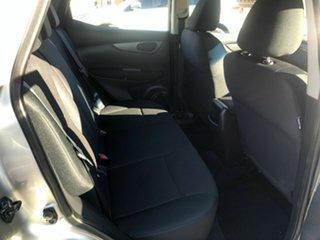 2014 Nissan Qashqai J11 ST Silver 6 Speed Manual Wagon