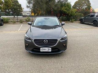 2018 Mazda CX-3 DK2W7A sTouring SKYACTIV-Drive Grey 6 Speed Sports Automatic Wagon.