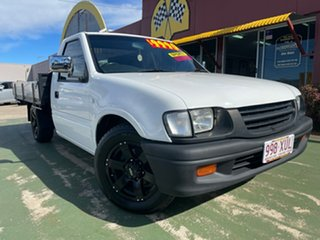 2001 Holden Rodeo TF R9 LX 4x2 5 Speed Manual Cab Chassis.