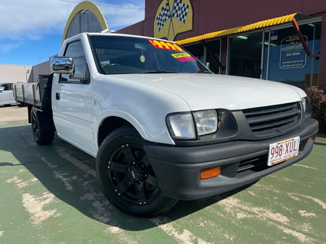 Used Holden Rodeo TF R9 LX 4x2 Toowoomba, 2001 Holden Rodeo TF R9 LX 4x2 5 Speed Manual Cab Chassis