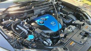 2012 Mazda CX-5 KE1021 Grand Touring Black 6 Speed Semi Auto Wagon