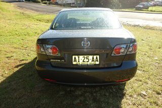 2005 Mazda 6 GG1032 Limited Grey 6 Speed Manual Sedan