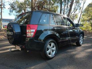 2010 Suzuki Grand Vitara JB MY09 Black 5 Speed Manual Wagon.