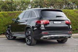2020 Mercedes-Benz GLC-Class X253 800+050MY GLC300 9G-Tronic 4MATIC e Obsidian Black 9 Speed.