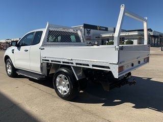 2017 Ford Ranger PX MkII XLT Super Cab White/310818 6 Speed Sports Automatic Utility