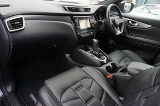 2018 Nissan Qashqai J11 Series 2 Ti X-tronic Nightshade 1 Speed Constant Variable Wagon
