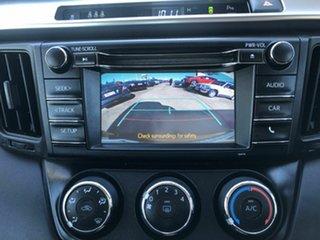 2016 Toyota RAV4 ASA44R GX AWD Maroon 6 Speed Sports Automatic Wagon