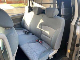 2016 Hyundai iLOAD TQ3-V Series II MY17 Crew Cab Silver 5 Speed Automatic Van