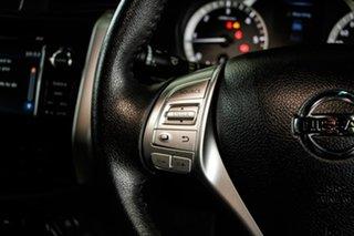 2016 Nissan Navara D23 S2 ST-X Blue 7 Speed Sports Automatic Utility