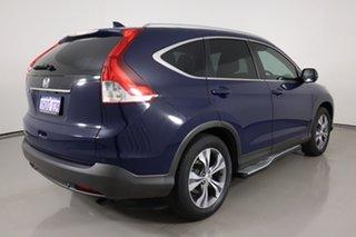 2014 Honda CR-V 30 MY14 DTI-L (4x4) Blue 5 Speed Automatic Wagon