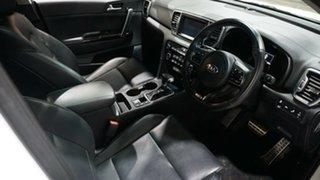 2018 Kia Sportage QL MY19 GT-Line AWD White 6 Speed Sports Automatic Wagon