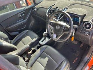 2015 Holden Trax TJ MY15 LTZ 6 Speed Automatic Wagon