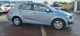 2012 Holden Barina TM MY13 CD 6 Speed Automatic Sedan