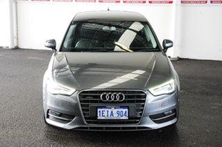 2013 Audi A3 8V S/B 1.8 TFSI Quattro Ambition 7 Speed Auto Direct Shift Hatchback.