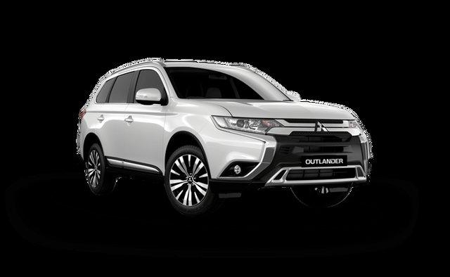 New Mitsubishi Outlander ZL LS Cardiff, 2021 Mitsubishi Outlander ZL LS White Solid 6 Speed Automatic SUV