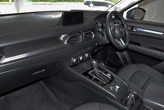 2018 Mazda CX-5 KF4WLA Maxx SKYACTIV-Drive i-ACTIV AWD Black 6 Speed Sports Automatic Wagon