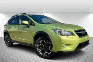 2014 Subaru XV G4X MY14 2.0i-S Lineartronic AWD Green 6 Speed Constant Variable Wagon.