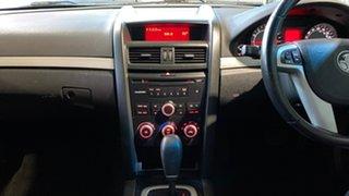 2009 Holden Commodore VE MY09.5 SV6 Sportwagon Green 5 Speed Sports Automatic Wagon