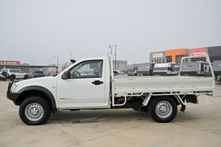 2005 Holden Rodeo RA MY05 DX White 5 Speed Manual Cab Chassis