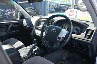 2015 Toyota Landcruiser VDJ200R MY16 GXL (4x4) White 6 Speed Automatic Wagon