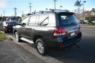 2008 Toyota Landcruiser UZJ200R GXL (4x4) Grey 5 Speed Automatic Wagon
