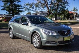 2014 Holden Commodore VF MY14 Evoke Sportwagon 6 Speed Sports Automatic Wagon.